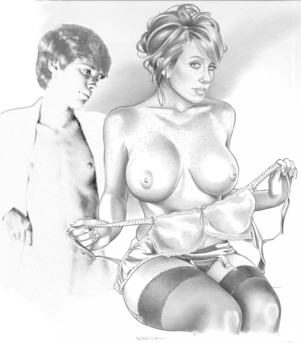 Рис ованное порно взрослый сын 22 фотография